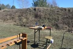 Przystrzelanie broni 22.23.03.19